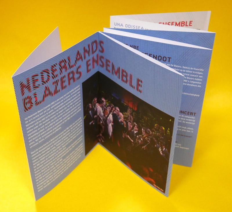 leporello nederlands blazers ensemble